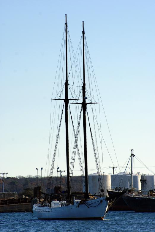 Free Stock Photo of Large Sailboat 1 Created by Brian Norcross