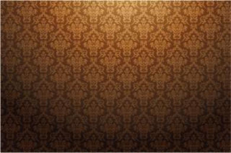 Free Stock Photo of Damask Vector Pattern Created by Designious