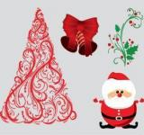 Free Photo - Christmas Vector Illustration