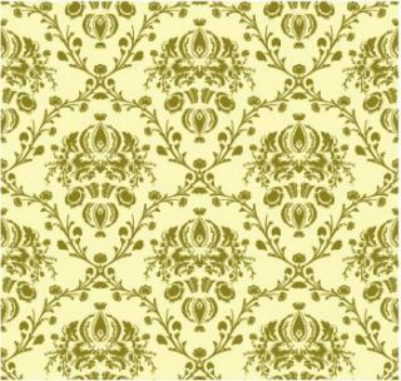 Free Stock Photo of Vector Damask Seamless Pattern Created by Designious