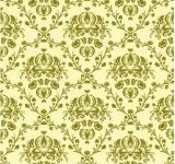 Free Photo - Vector Damask Seamless Pattern