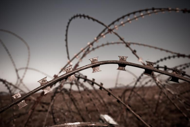 Barbed Wire Free Photo
