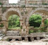 Free Photo - Ancient Roman bath in Perge