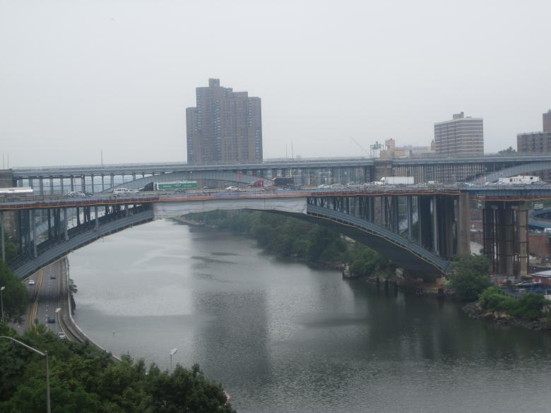 Free Stock Photo of Henry Hudson Bridge Created by alexander Kishinevsky