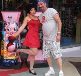 Free Photo - Me and Betty Boop