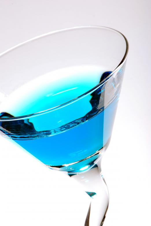 Free Stock Photo of Blue cocktail Created by Peter Tompkins