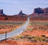 Free Photo - Desert road