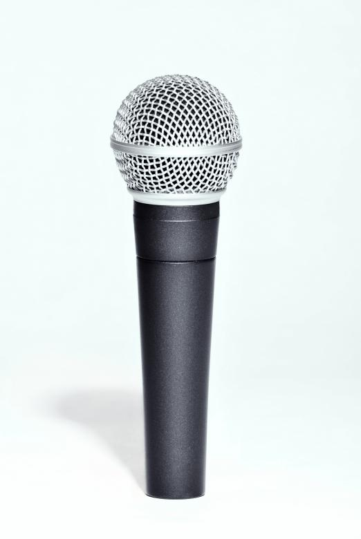 Free Stock Photo of Microphone Created by Peter Tompkins