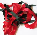 Free Photo - Green and Red Ribbon