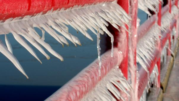 Icicles - Free Stock Photo