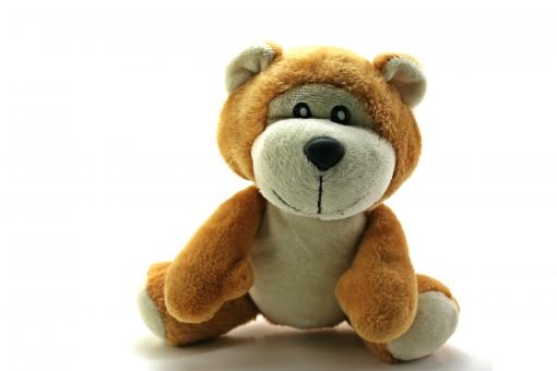 Classic teddy bear - Free Stock Photo