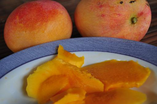 Mango delight - Free Stock Photo