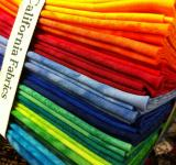Free Photo - Rainbow Fabric