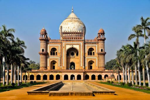Safdar Jang Mausoleum - Free Stock Photo