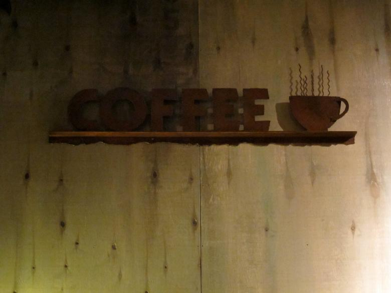 Free Stock Photo of Coffee Sign Created by Brian