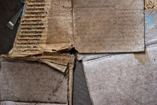 Dirty Paper Texture - Free Stock Photo