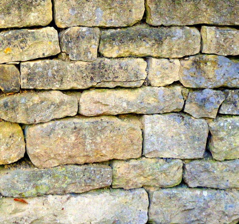 Free Stock Photo of Stone Wall Created by Kate Towers