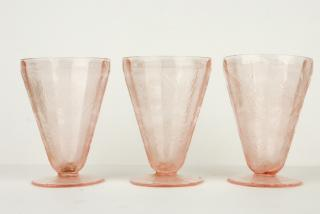 Download Pink Depression Glass Free Photo