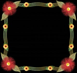 Download Floral Frame Free Photo