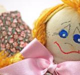 Free Photo - Fashion handmade doll