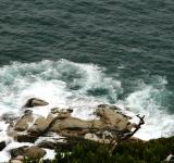 Free Photo - Rocking sea waves