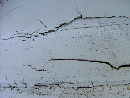 Cracked Paintwork - Free Stock Photo