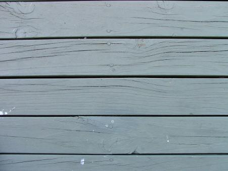 Green Deck - Free Stock Photo
