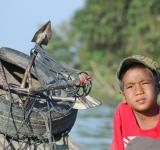 Free Photo - Young fisherman