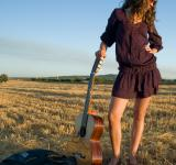 Free Photo - Spanish Guitar Girl