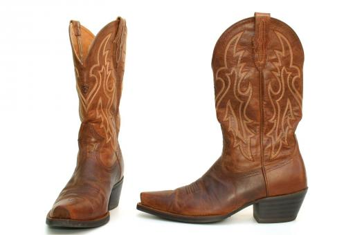 Cowboy boots - Free Stock Photo