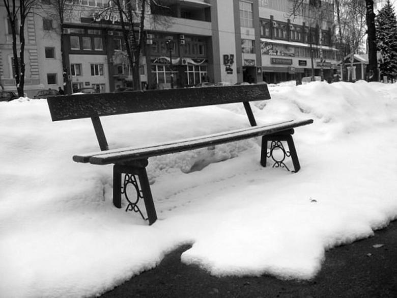 Free Stock Photo of Empty bench Created by Andrej