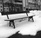 Free Photo - Empty bench