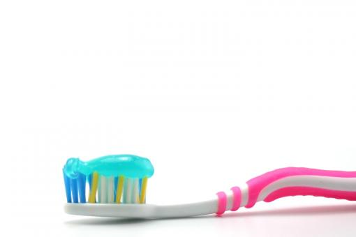 Dental brush and paste - Free Stock Photo