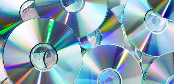 cd - Free Stock Photo