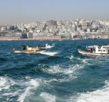Free Photo - Fishing boats in the Bosporus.