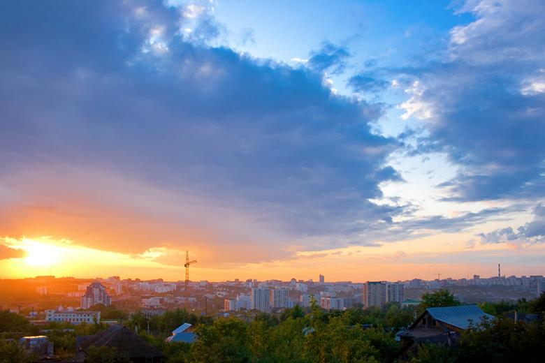 Free Stock Photo of Ufa sky Created by 2happy