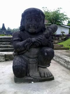 Reco Pentung Statue Free Photo