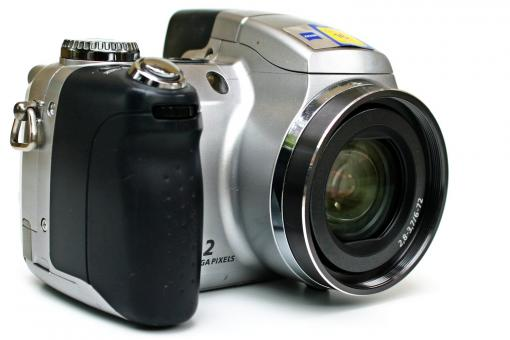 point and shoot camera - Free Stock Photo