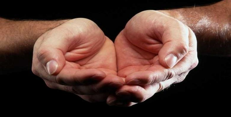 Free Stock Photo of Cupped Hands Created by joel casian