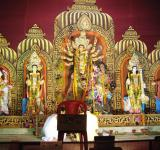Free Photo - Goddess Durga Puja Wallpaper
