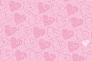 Background hearts Free Photo