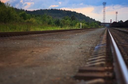Railroad - Free Stock Photo