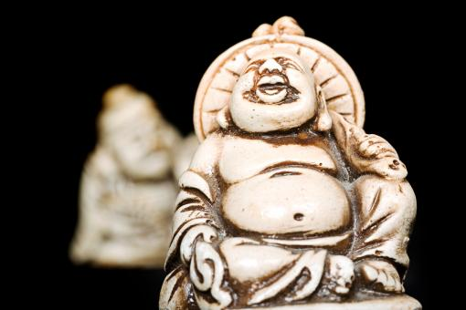 Buddha symbol - Free Stock Photo