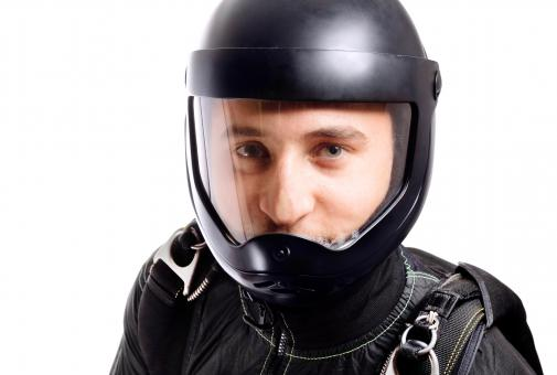Man in helmet - Free Stock Photo