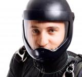 Free Photo - Man in helmet