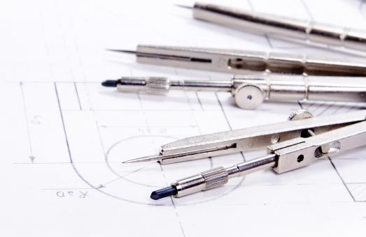 Drawing Compasses  - Free Stock Photo