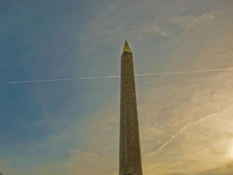 Free Stock Photo of Obelisk du Place du Concorde Created by Brian