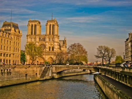 Notre Dame - Free Stock Photo