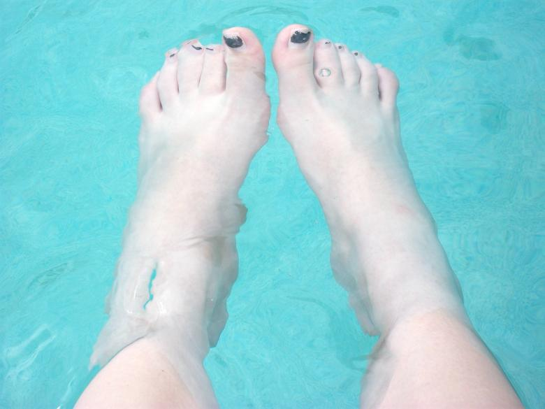 Free Stock Photo of Feet Created by Shelby Gemmaka