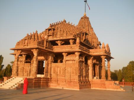 Birla Temple - India - Free Stock Photo